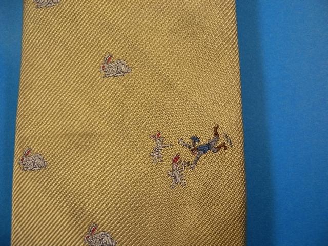 ネクタイ ウサギ 1.JPG